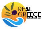 Real Greece Travel Logo